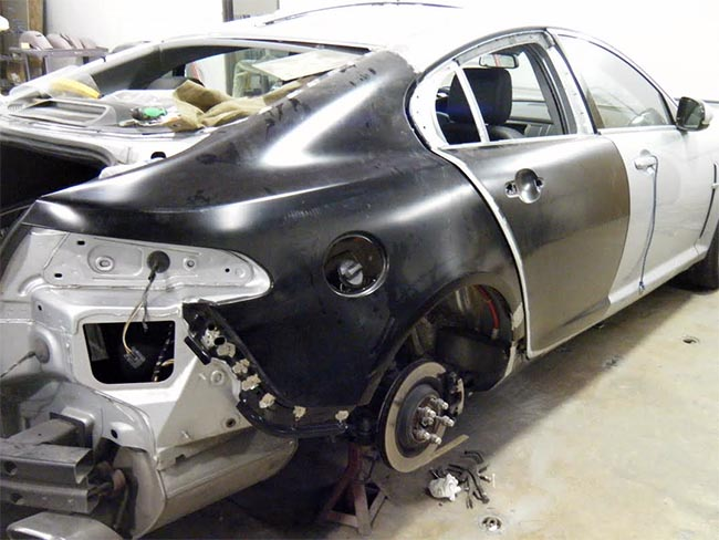 Auto Body & Collision Repair