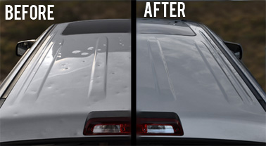 Three Reasons To Get Your Car's Hail Damage Repaired Fast