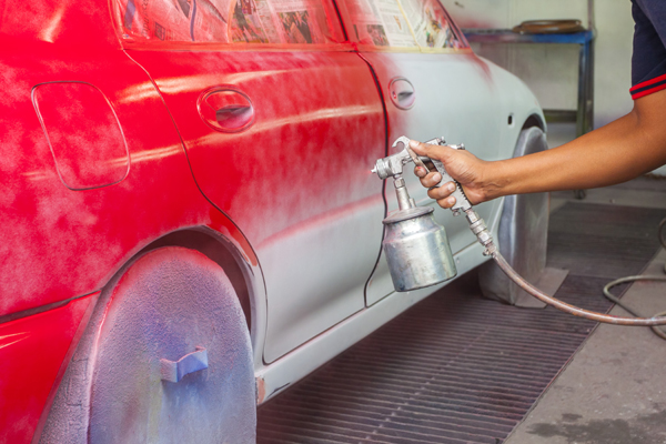 Why Auto Painting can help you Love your Car Again